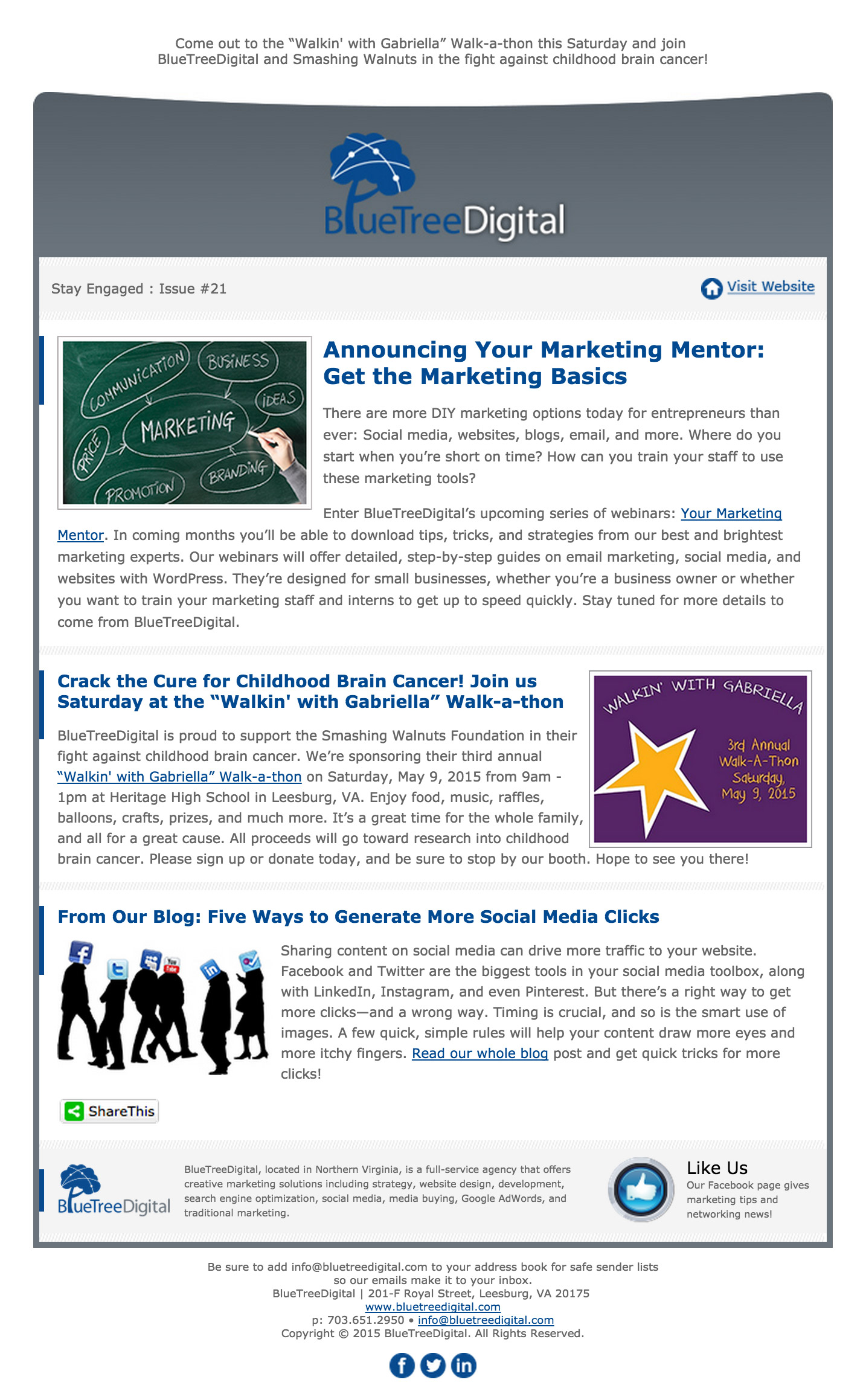 bluetreedigital newsletter may 2015