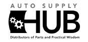auto supply hub logo