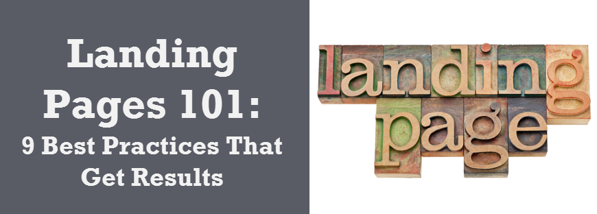 Landing Pages 101