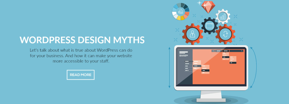 WordPress WEb Design Myths